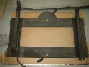 Höhenverstellung Sitz, WHB Sitzkonsolen 8-932