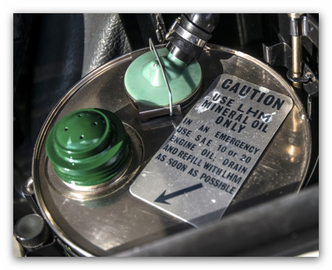 1973 Hydraulikbehälter DSuper 5